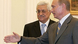 Абас си тръгва с 50 БТР-а от Москва