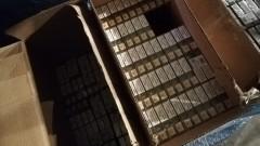 Откриха над половин милион контрабандни цигари