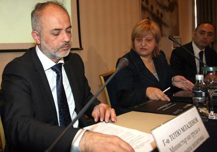 Т. Младенов обвини НСИ в грешка за безработицата