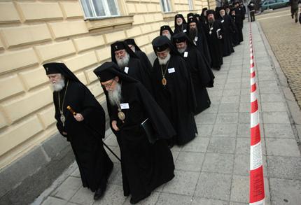 Отменете гей парада, призова Светият Синод