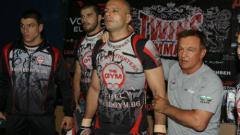 "Камен Георгиев срещу румънски гигант на ""Maxfight 38"""