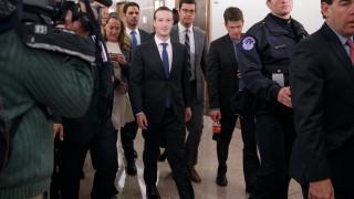 Уолстрийт забрави за скандала с Facebook и Cambridge Analytica
