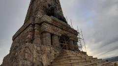 Започва ремонт на Паметника на връх Шипка