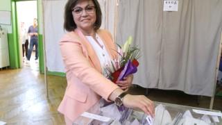 Нинова отвръща: Ромите много обичат Борисов и ГЕРБ