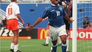 Ромарио се присъедини към Аделаида Юнайтед