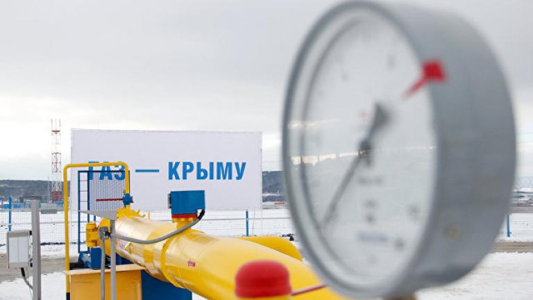 Две аварии за денонощие на газопровода в Крим
