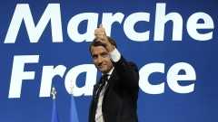 Окончателни резултати: Макрон - 23,7%, Льо Пен - 21,5%