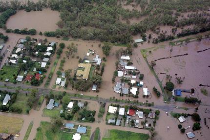 МВФ предупреждава за последиците от наводненията на Балканите