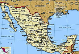 От 11 март вече няма да показваме визи, влизайки в Мексико