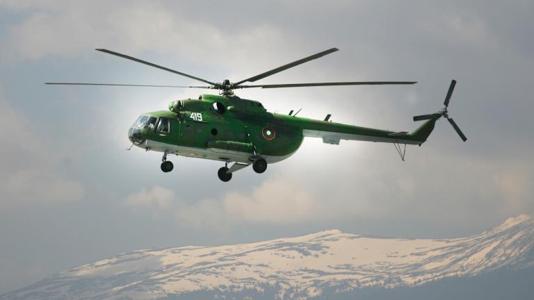 Три дни ВВС тренират в небето над София за парада на 6 май