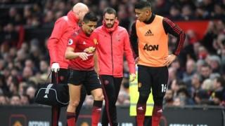 Юнайтед изгуби Алексис Санчес за повече от месец