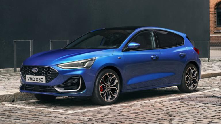 Новият Ford Focus: Сериозно технологично надграждане (Видео)