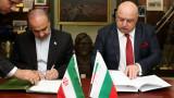 Красен Кралев и министърът на спорта на Иран подписаха Меморандум