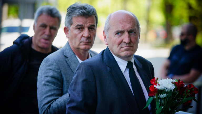 Емил Костадинов за Джеки: Помагаше на младите и даваше съвети