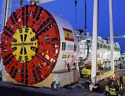Купихме машина за прокопаване тунела на метрото