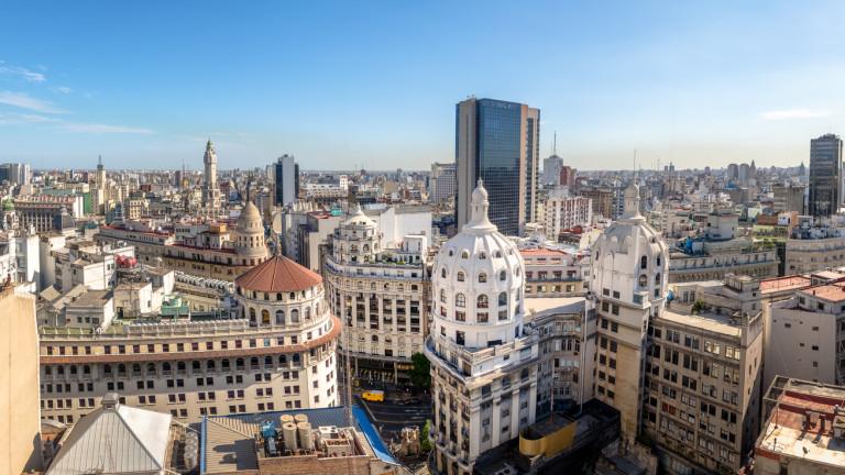 Аржентина обяви банкрут по дълговете си в понеделник, което е