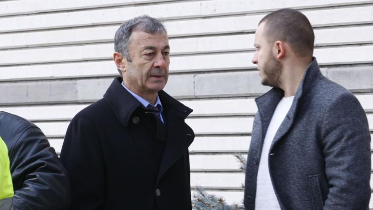 Пламен Марков: Иван Вуцов е един от големите деятели в българския футбол