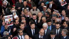 В Турция определят за комично изявлението на Тръмп в защита на Саудитска Арабия
