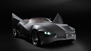 BMW разкри концепцията GINA (галерия)