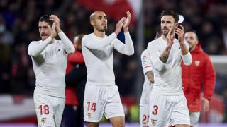 Севиля диша във врата на Реал след втората си поредна победа в Ла Лига