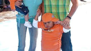 Джордан планира да осинови българско дете