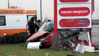 Двама загинали в 11 тежки катастрофи през денонощието