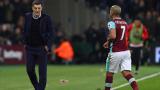 Славен Билич: Няма да привличаме нови играчи в последния ден от месеца