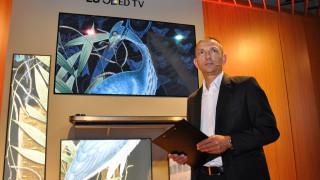 LG представи телевизорите на бъдещето в България
