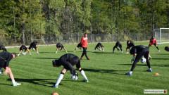 Локо (Пд) стартира подготовка за мача с Дунав