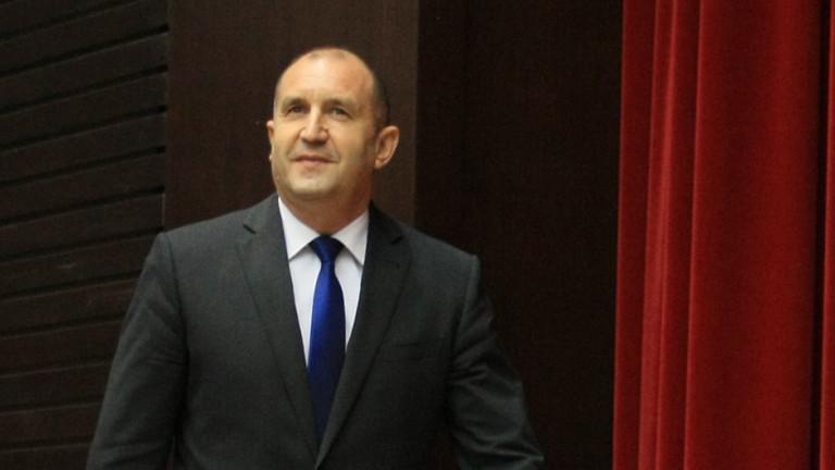 БЗНС: Посещението на Радев прави България уязвима от руска намеса