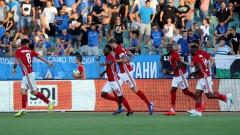 Асът на ЦСКА Раул Албентоса все още е под въпрос за битката с Левски