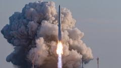 Южна Корея изстреля първата домашно разработена космическа ракета