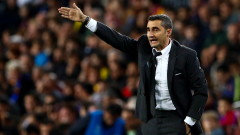 Валверде: Жалко, че на терена не мога да ползвам 20 футболисти