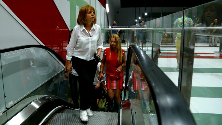 Фандъкова очаква нови 6 буферни паркинга до метрото