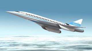 Изненадите в най-бързия пътнически самолет на бъдещето