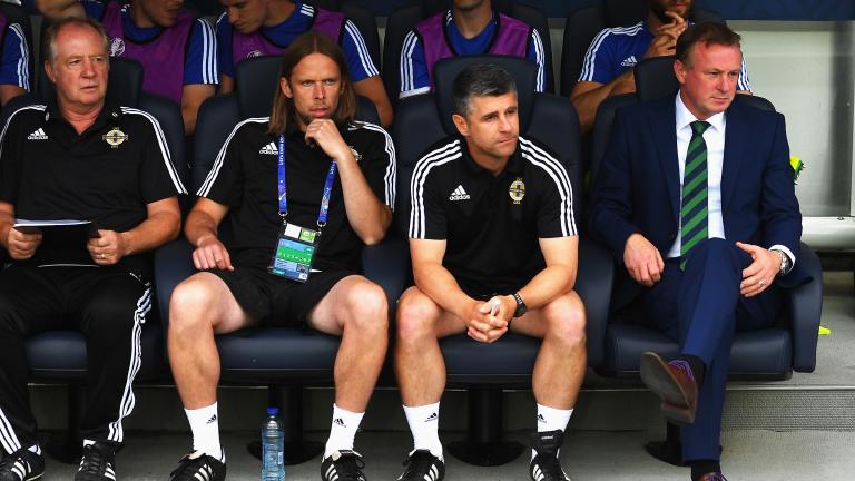 Майкъл О`Нийл подаде оставка като мениджър на националния отбор на