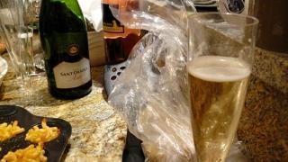 Как да охладим шампанското, за да откроим аромата му?