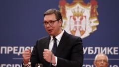 Партията на Вучич печели вота в Сърбия с 63%, опозицията бойкотира