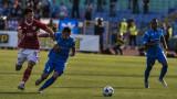 Иван Горанов - единственият българин с гол в Левски - ЦСКА