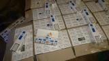 Митничари задържаха 1000 кутии цигари