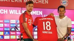 Леон Горецка: Чест е, че Барселона ме искаше, но Байерн е правилният избор за мен