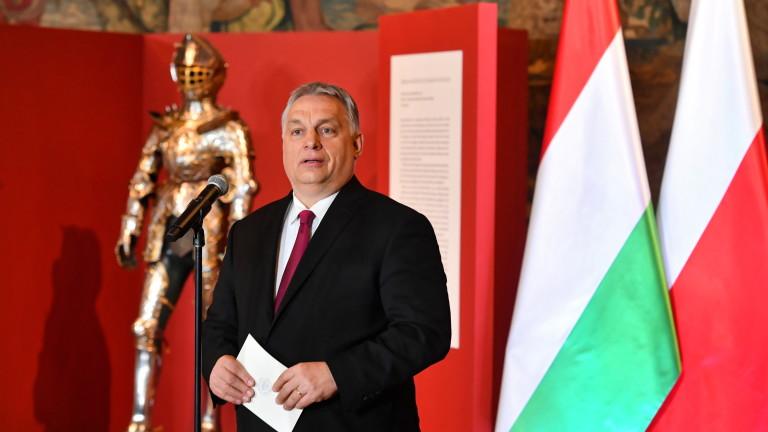 """""""Фидес"""" на Орбан преговаря с партии от Полша и Италия за нова група в ЕП"""