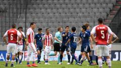 Япония надви Парагвай в голово шоу