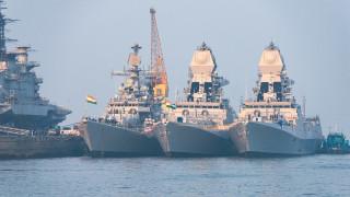 Индия разполага военни кораби в Южнокитайско море, противодейства на Китай