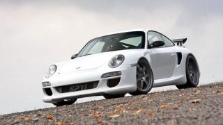 Напомпаха Porsche 911 Turbo до 858 к.с. и 380 км/ч! (галерия)