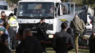 """Терористът от Йерусалим е привърженик на """"Ислямска държава"""""""