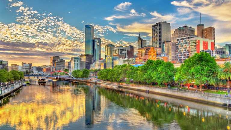 Австралия е на път да отбележи бюджетен излишък за първи