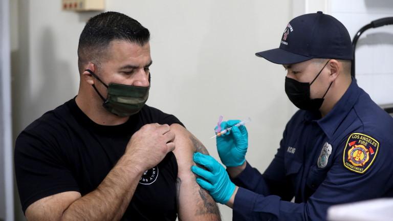 САЩ с рекордни близо 4000 починали от COVID-19 за денонощие
