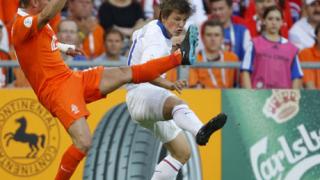 Аршавин: Не се виждам в Реал (Мадрид)