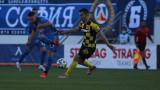 Левски - Ботев (Пловдив) 2:1, пълен обрат след гол на Мартин Петков